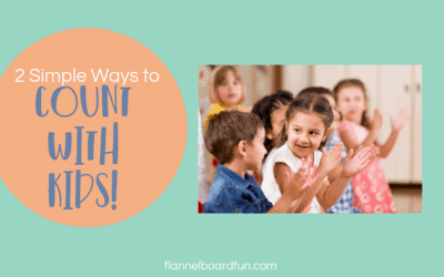 Counting With Preschool Kids